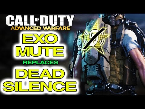 Dead Silence Replaced by NEW EXO-MUTE Ability