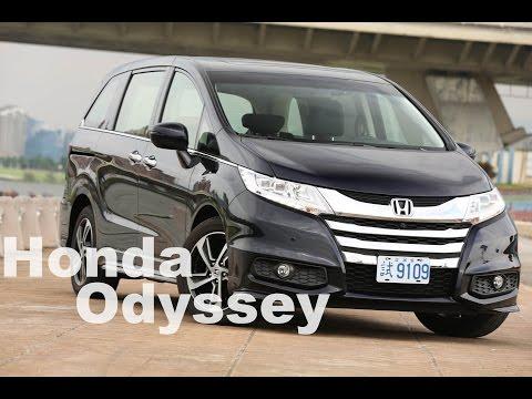 高機能座艙 Honda Odyssey