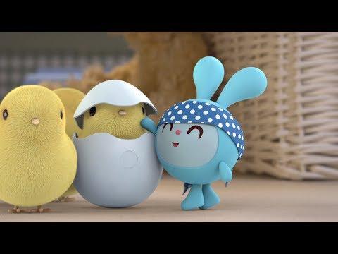 Малышарики - Новые серии - Жмурки (Серия 78) Развивающие мультики для детей 0,1,2,3,4 лет (видео)