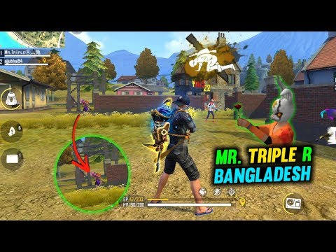Blood Moon Scar 18 Kill OverPower Game With @Mr. Triple R - Garena Free Fire