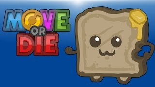 Move Or Die! EP. 3 (WHO'S HUNGRY!?!)  Delirious VS BasicallyIdoWrk Vs Nogla!