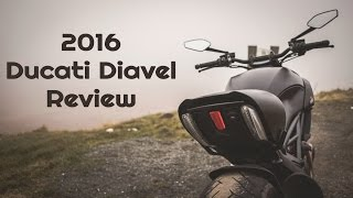 9. Here Comes The Devil: 2016 Ducati Diavel Review