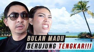 Video OMG! BULAN MADU BERUJUNG TENGKAR !!! MP3, 3GP, MP4, WEBM, AVI, FLV Januari 2019