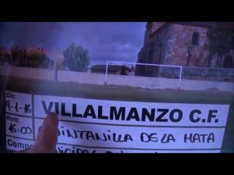 Trofeo Diputacion Quintanilla de la mata - Villalmanzo C.F.