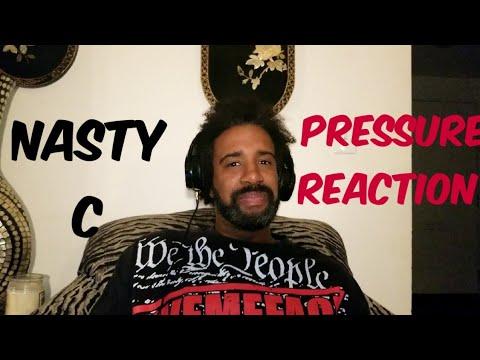 NASTY C PRESSURE REACTION