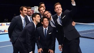Roger Federer belongs to Switzerland and considered to be 'The Greatest Male Tennis Player ever' by the players as well as the...