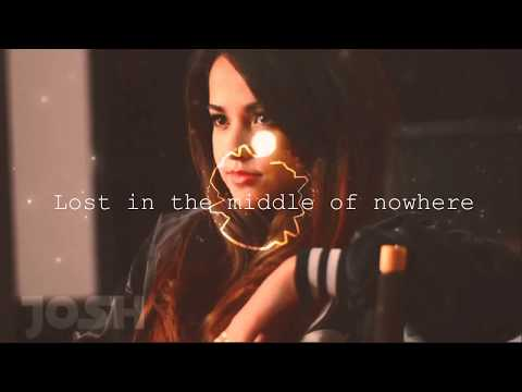 Lost in the middle of nowhere [ Lyrics - HD ] ft. Becky G |Spanish Remix-