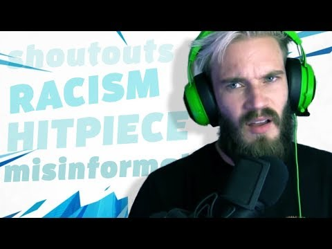 PewDiePie Did Nothing Wrong? - Dude Soup Podcast #204