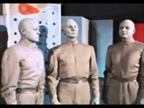 Movie - Creation of the Humanoids (Wesley Barry, 1962)