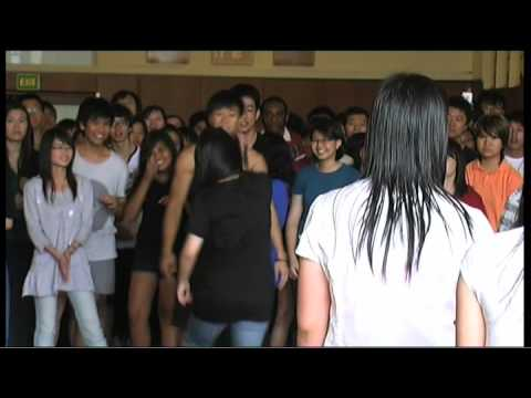 Foundation Studies- 2010 Orientation - Big Noise