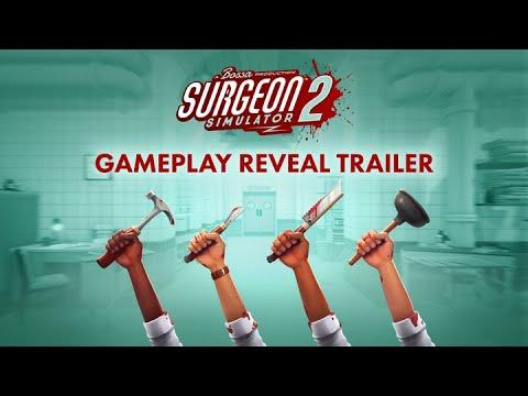 Trailer annonce de Surgeon Simulator 2
