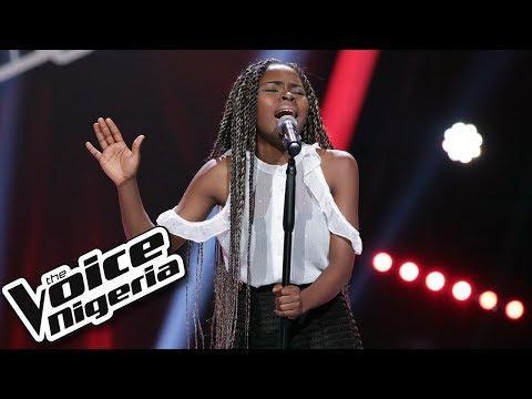 "Amarachi Ugoeke sings ""Wide Awake"" / Blind Auditions / The Voice Nigeria Season 2"