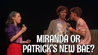 MIRANDA SINGS BREAKS CHARACTER IN AMSTERDAM!