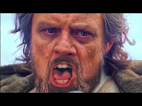 Star Wars' Luke Skywalker Sings Celine Dion