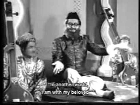 laga chunri me daag chhupaun kaise with Hindi Lyrics by Manna Dey
