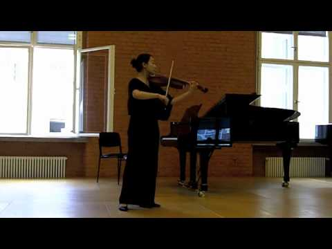 "Heinrich Ignaz Franz Biber ""Passacaglia"" for Viola Solo"