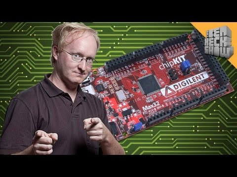 Microcontroller - Ben shows you the basics of a PIC32 microcontroller and how to use it in your projects. Ben also explains what makes PIC32's different from other AVR's that ...