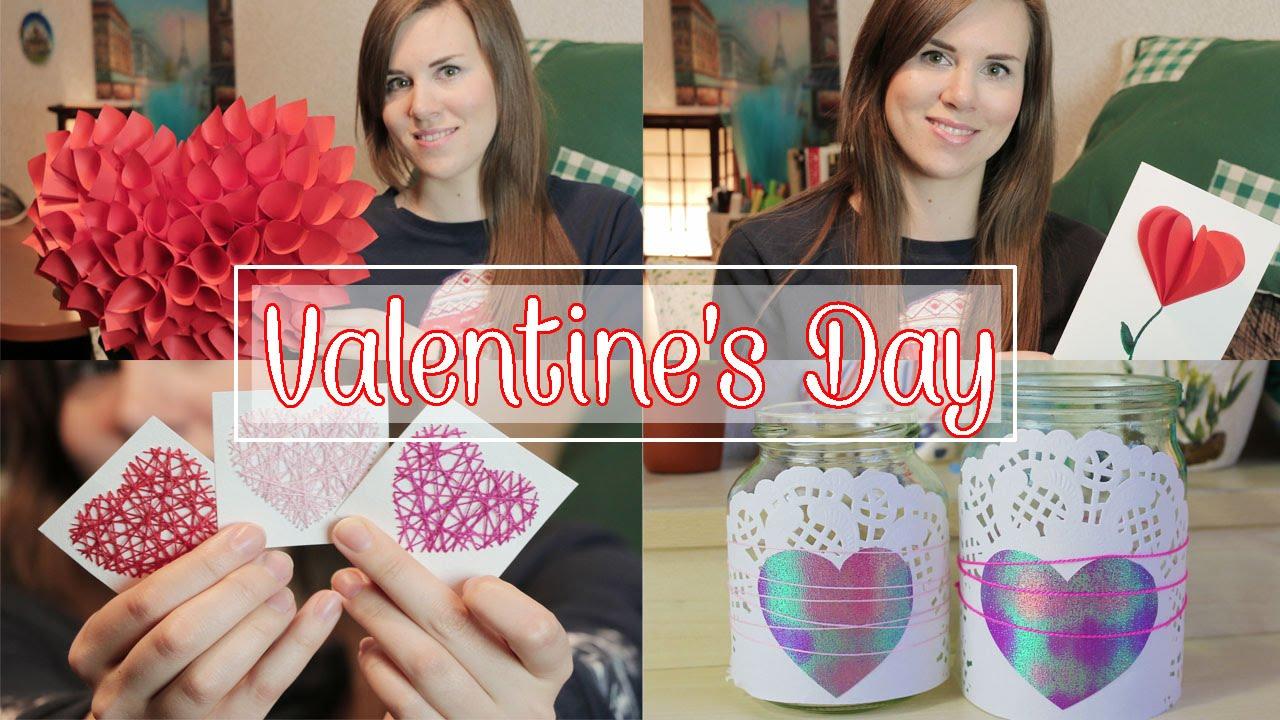 Смотреть онлайн: ИДЕИ К ДНЮ СВЯТОГО ВАЛЕНТИНА 2016 | Valentines Day Gift Ideas  TonyaDIY