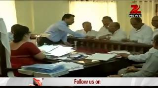 Mulayam Singh Yadav files nomination from Azamgarh