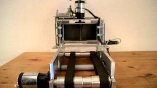 Maxon Motor Film of two DC Motors 41.040.038-00.00-148
