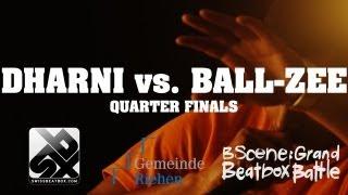 Download Lagu Grand Beatbox Battle 2012 - Dharni vs. Ball-Zee - Quarter Finals Mp3