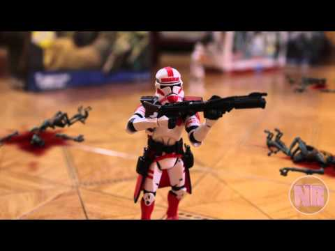Star Wars Stop Motion Zombies