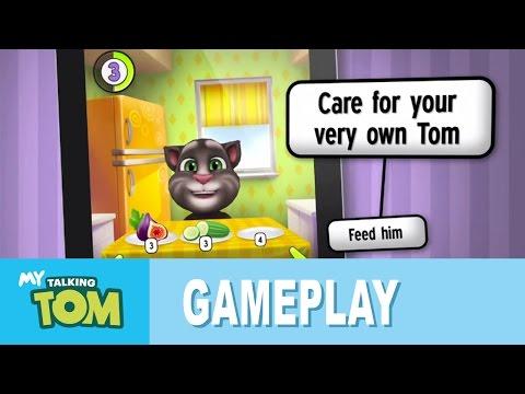 Video My Talking Tom - Gameplay Trailer download in MP3, 3GP, MP4, WEBM, AVI, FLV January 2017