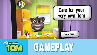 My Talking Tom - Virtual Pet Vídeo YouTube