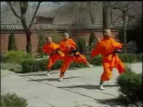 Holy Monk Kung Fu Firefighters picture