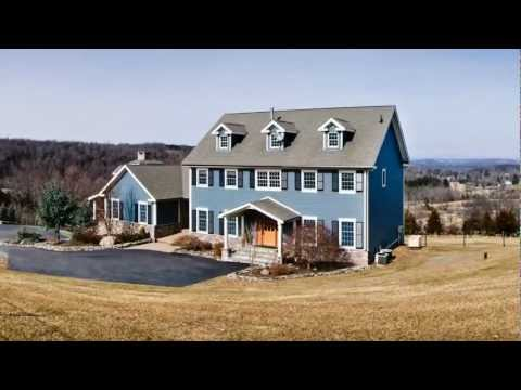 Orange County, NY Real Estate; GPS real estate presents Upstate NY Equestrian Home in Warwick