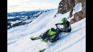 2. 2019 Arctic Cat M6000 | Full on Mountain Sled