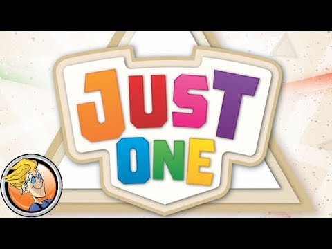 Just One — Fun and Board Games overview by WEM