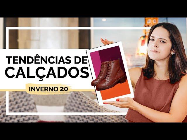 10 TENDÊNCIAS DE CALÇADOS INVERNO 2020 , TENDÊNCIA OU BÁSICOS? - Closet da Mari