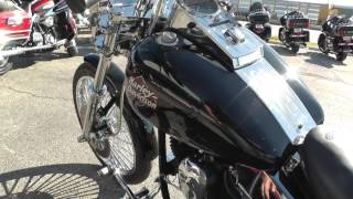 10. HAR057374 - 1999 Harley Davidson Softail Night Train FXSTB - Used motorcycles for sale