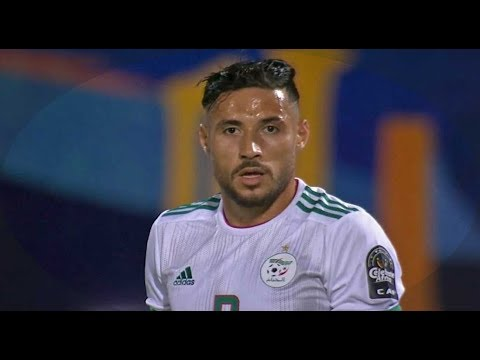 YOUCEF BELAILI | Algeria CAN 2019 Best Moments
