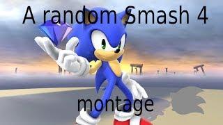 A random Smash 4 Montage
