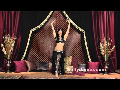 Bellydance with Mayte (DVD Teaser) Hot moves and routines for the total beginner (видео)