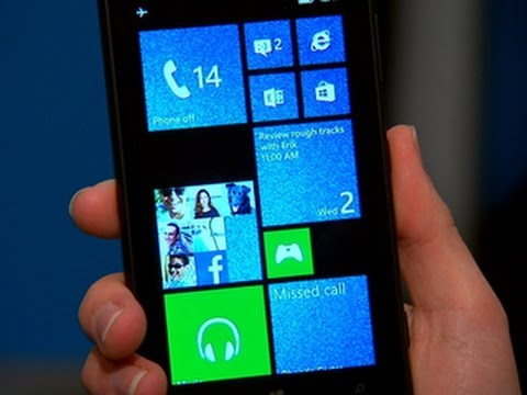 Windows Phone 8.1 offers custom looks and more