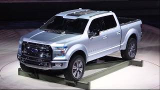 2015 model ford atlas