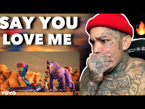 Chris Brown, Young Thug - Say You Love Me (Official Video) [reaction]