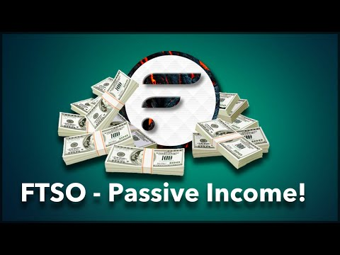 Flare Network - FTSO & How to Generate a Passive Income