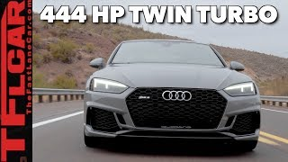 2018 Audi RS 5 Review: Everything You Ever Wanted to Know! by The Fast Lane Car