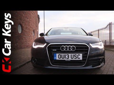 Audi A6 3.0 BiTDI quattro 2014 review – Motortorque