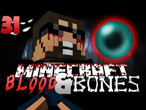 Minecraft FTB Blood and Bones 31 – ENDER PEARLS!