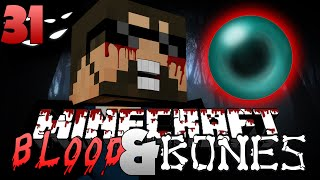 Minecraft FTB Blood and Bones 31 - ENDER PEARLS!