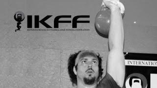 IKFF Northwest Fall Invitational 2011 - Kettlebell Sport