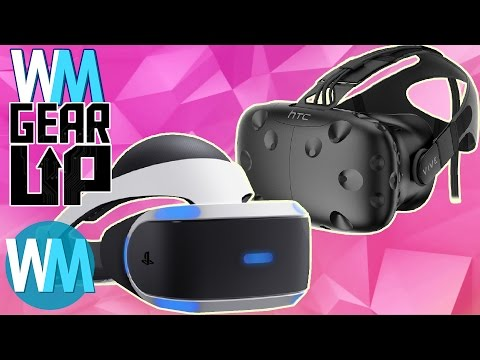 Top 5 Best VR Headsets - Gear UP