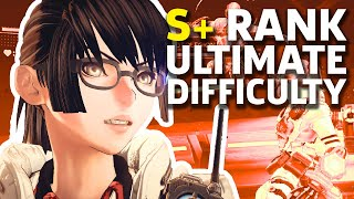 Astral Chain: S+ Rank On Ultimate Difficulty Gameplay by GameSpot