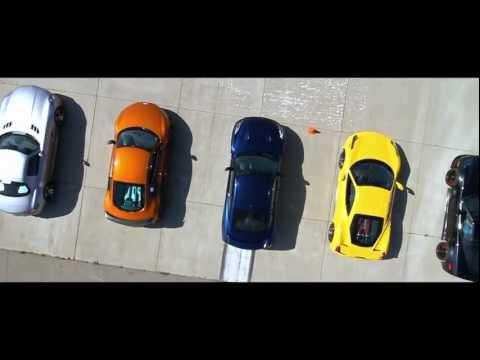 全球最捧的跑車直線加速賽!誰贏了勒?看看吧~