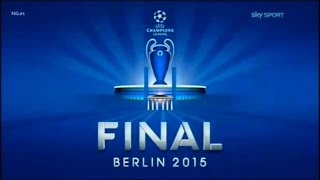 UEFA Champions League 2015 Final Berlin Promo - UniCredit, cup c1,cup c1 chau au,video cup c1,barcelona